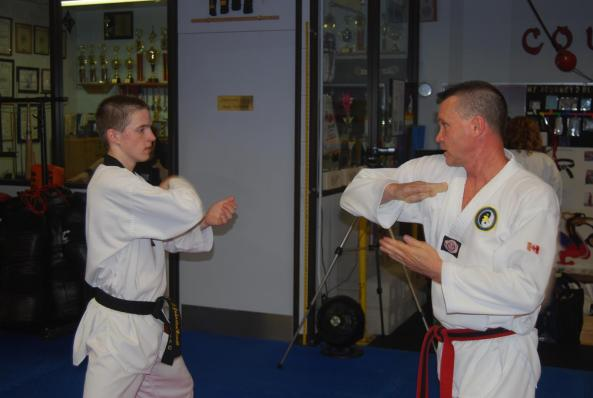 9 black belt grading 2014 cobourg tae kwon do