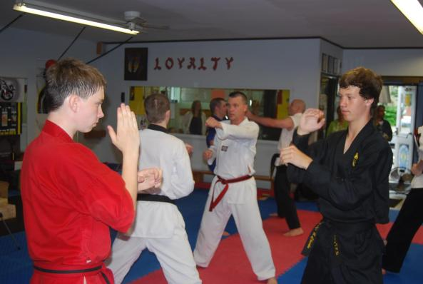 10 black belt grading 2014 cobourg tae kwon do