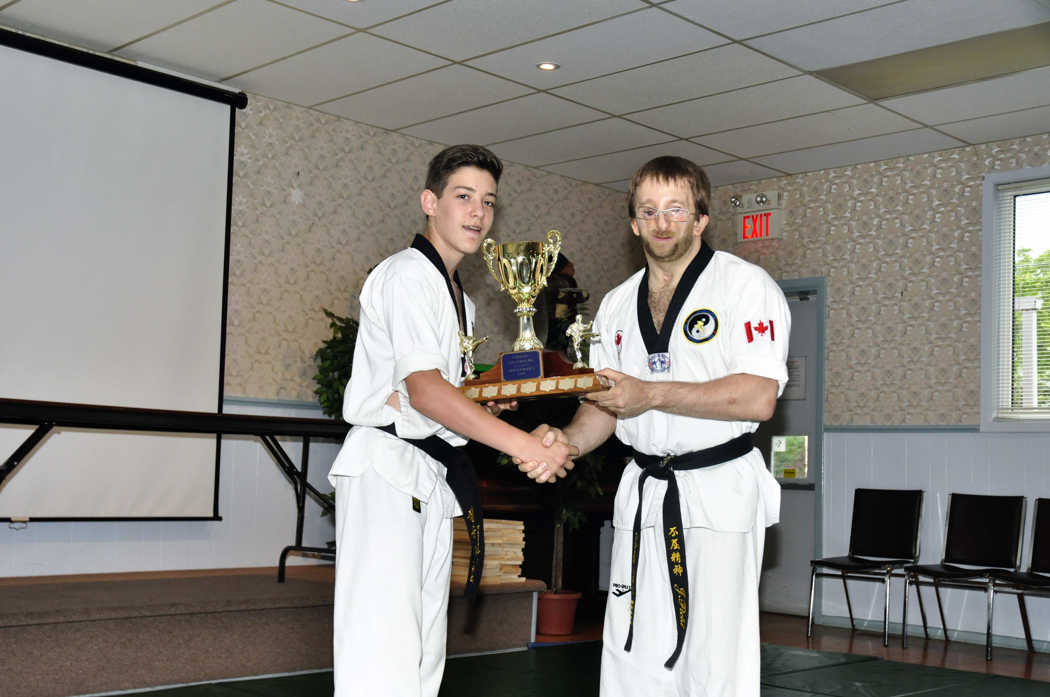 karate essay for black belt Essays from blackbelt test the reason why i want my black belt is i've worked so hard for the past two and a half years learning dan test essay april 2012.