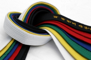 From White Belt to Black belt